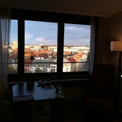 Das Foto wurde bei Sheraton Munich Westpark Hotel von Christian P. am 10/13/2011 aufgenommen
