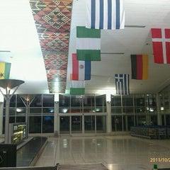 Photo taken at Port Elizabeth International Airport (PLZ) by Shane F. on 10/27/2011