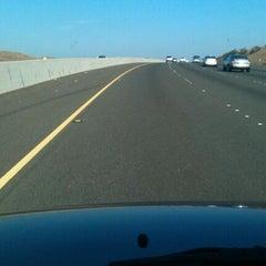 Photo taken at I-80 East - Cordelia by Sara B. on 12/18/2011
