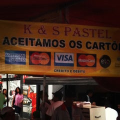 Photo taken at Feira Livre by Diego B. on 11/22/2011