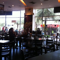 Photo taken at The Coffee Club by Desiree C. on 9/17/2011