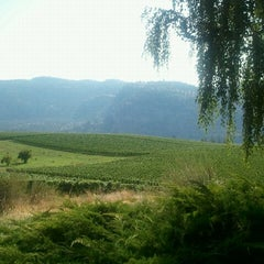 Photo taken at Blue Mountain Winery by Rory H. on 9/10/2011