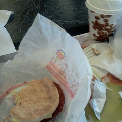 Photo taken at Burger King® by Lady L. on 7/28/2012