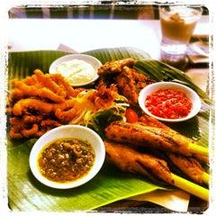 Photo taken at Ole-Ole Bali by Angel O. on 8/20/2012