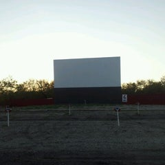 Photo taken at Galaxy Drive In Theatre by David G. on 8/21/2012
