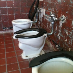 Photo taken at On The Toliet by Isaac C. on 3/6/2012