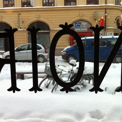 Photo taken at Noir Kaffekultur by Jesper B. on 12/27/2010