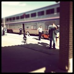 Photo taken at Austin Train Station - Amtrak (AUS) by Tim T. on 11/13/2011