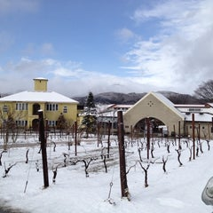 Photo taken at St.Cousair Winery by Kazutaka N. on 3/31/2012