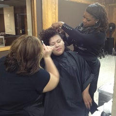 Photo taken at Aveda Institute Minneapolis by Libby H. on 9/7/2012