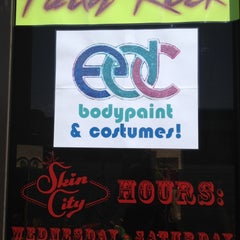 Photo taken at Skin City Body Painting by Skin City B. on 5/11/2012
