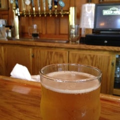 Photo taken at City Beer Hall by Stephanie W. on 8/25/2012