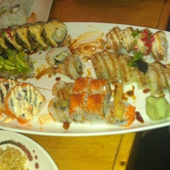 Photo taken at Samurai Blue Japanese Grill by Juan I. on 6/29/2012