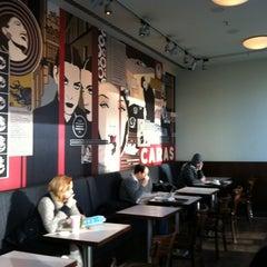 Photo taken at CARAS Gourmet by Karine C. on 2/16/2012