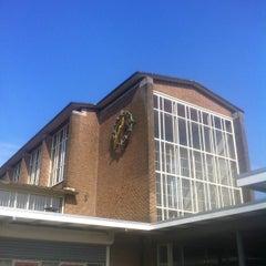 Photo taken at Station Amsterdam Muiderpoort by Boris 🦁 v. on 3/21/2012