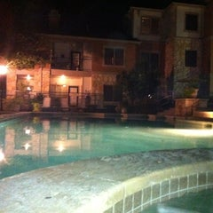 Photo taken at The Pool At The RP by Rodrigo M. on 10/4/2011