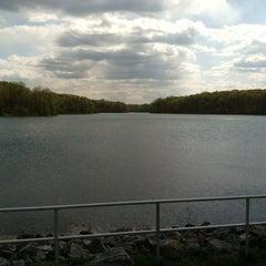 Photo taken at Seneca Creek State Park by Dylan K. on 4/10/2012