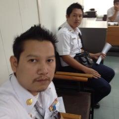 Photo taken at สำนักงานสรรพสามิตพื้นที่เลย by Tewan1042 G. on 5/31/2012