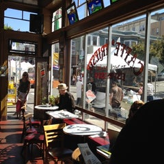 Photo taken at Caffe Trieste by Au on 6/16/2012