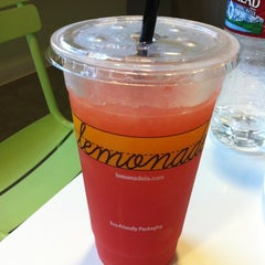 Photo taken at Lemonade USC by Cassidy G. on 4/21/2012