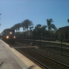Photo taken at Metrolink Fullerton Station by Brandon T. on 7/22/2011
