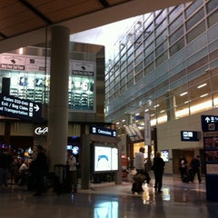 Photo taken at Terminal D by Josh F. on 1/30/2011