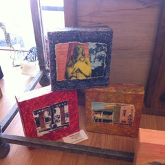 Photo taken at Art Affair Gallery by Bonnie S. on 6/30/2012