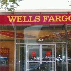 Photo taken at Wells Fargo by Damon E. on 10/15/2011
