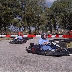 Photo taken at Alamo Karts by Greg  B. on 11/26/2011