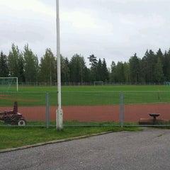 Photo taken at Jokelan Urheilukeskus by Heikki R. on 9/14/2011
