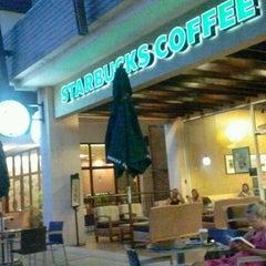 Photo taken at Starbucks (สตาร์บัคส์) by Newz P. on 12/10/2011