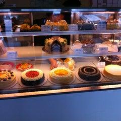 Photo taken at Nadeje Cafe by Cynthia A. on 9/2/2011