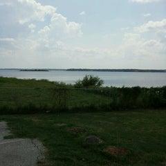 Photo taken at Cedar Creek Lake Plumbing by Laurie M. on 8/28/2012