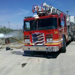 Photo taken at Wichita Fire Department Training Academy by Michael B. on 9/11/2012