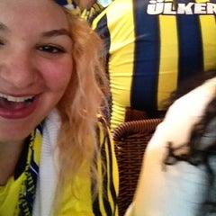 Photo taken at Pasific Beer by Senem Ö. on 5/12/2012