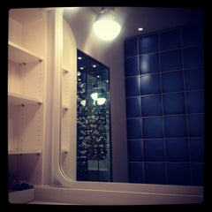 Photo taken at Bliss Spa at W Washington D.C. by Keith W. on 9/3/2012