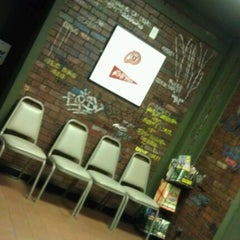 Photo taken at The Pie Pizzeria by Gustavo B. on 1/21/2012