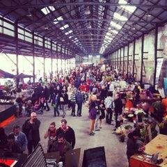 Photo taken at Eveleigh Market by Lewis L. on 8/4/2012