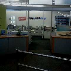Photo taken at Staples by Rob C. on 9/19/2011