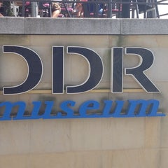 Photo taken at DDR Museum by Jacqueline on 8/18/2012