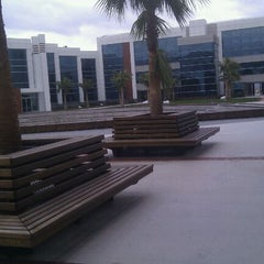 Photo taken at Gediz Üniversitesi by Altug C. on 1/11/2012