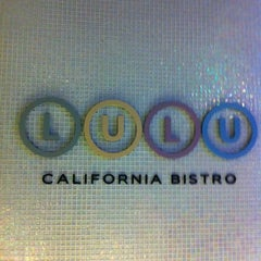 Photo taken at Lulu California Bistro by Jeff Y. on 4/12/2012
