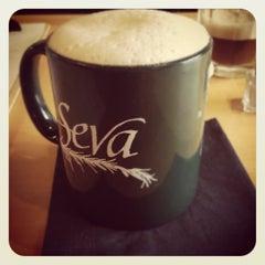 Photo taken at Seva by Kayla M. on 1/31/2012