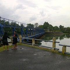 Photo taken at Bendungan Pice by maliki d. on 12/31/2011