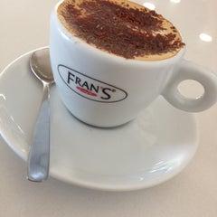 Photo taken at Fran's Café by PriAntunesCruz on 7/24/2012