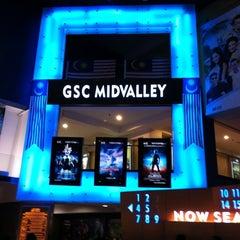 Photo taken at Golden Screen Cinemas (GSC) by Hafiq H. on 8/27/2011