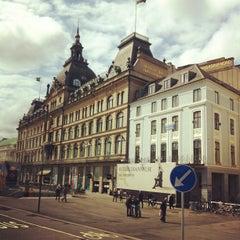 Photo taken at Kongens Nytorv by Silvio M. on 5/16/2012