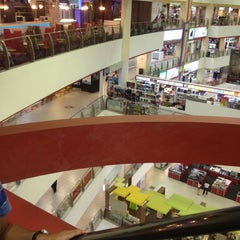 Photo taken at Funan DigitaLife Mall by Aien A. on 9/10/2012