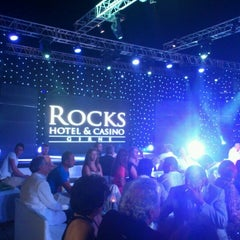 Photo taken at Rocks Hotel & Casino by Ela M. on 6/10/2012