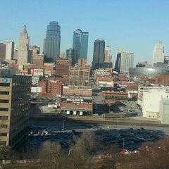 Photo taken at The Westin Kansas City at Crown Center by Liz M. on 1/13/2012